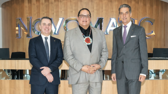 Novomatic welcomes niga